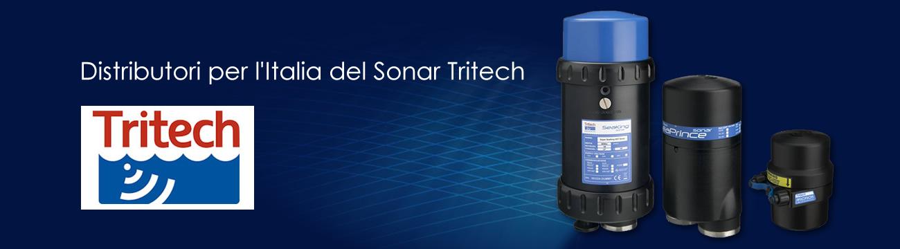 Distributori per l'italia del Sonar Tritech